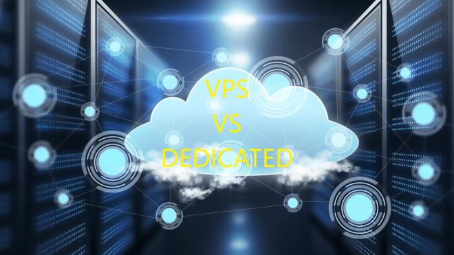 Что лучше выбрать: VPS или выделенный сервер?